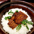 【土鍋ご飯】山椒香る 穴子ご飯(一人前)